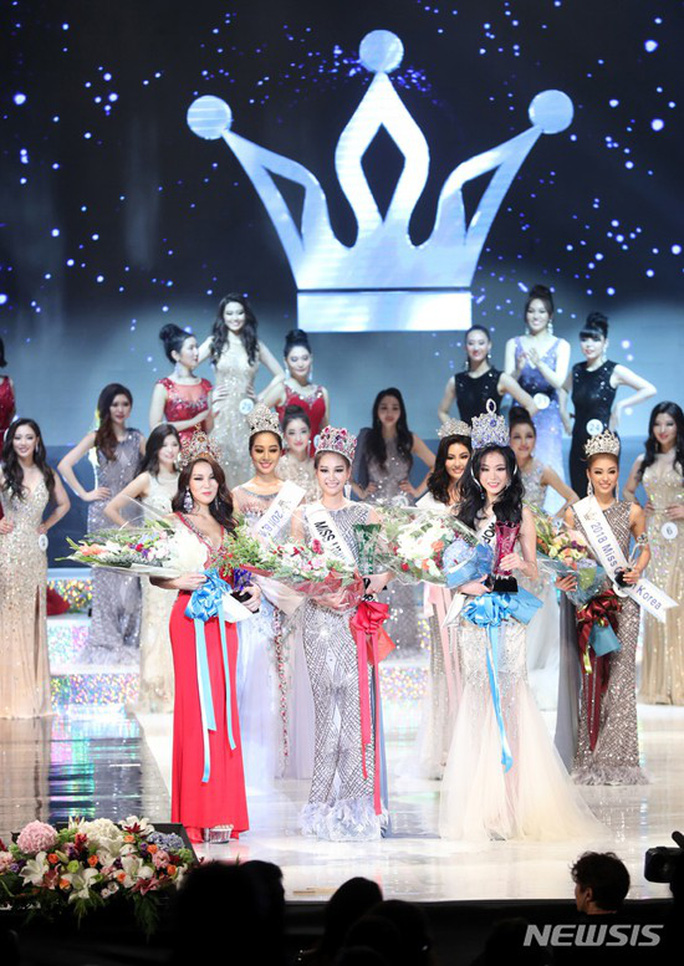 Cận cảnh nhan sắc 3 hoa hậu của Hàn Quốc năm 2018 - Ảnh 5.