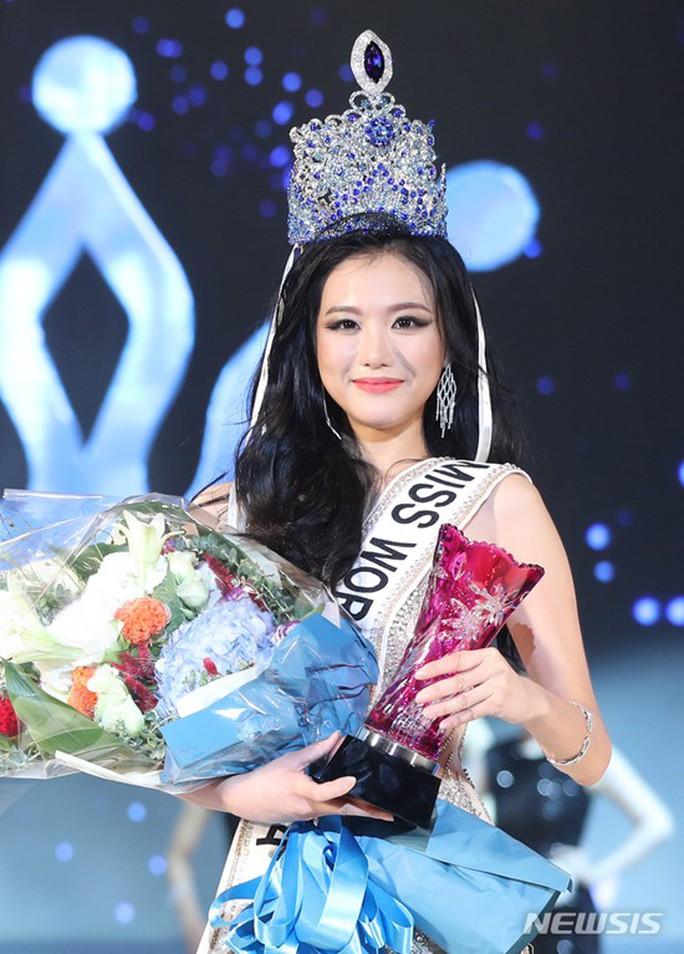Cận cảnh nhan sắc 3 hoa hậu của Hàn Quốc năm 2018 - Ảnh 2.