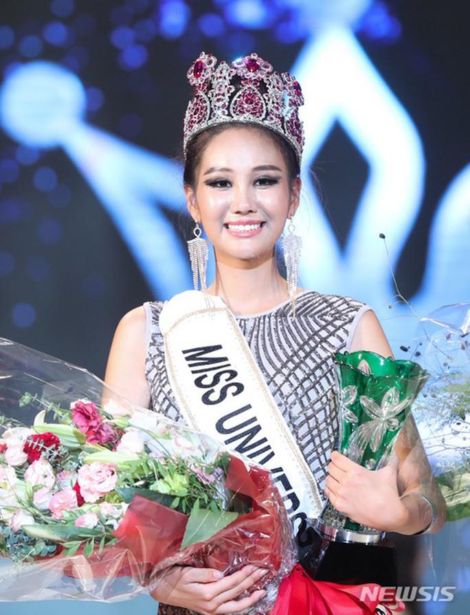 Cận cảnh nhan sắc 3 hoa hậu của Hàn Quốc năm 2018 - Ảnh 3.