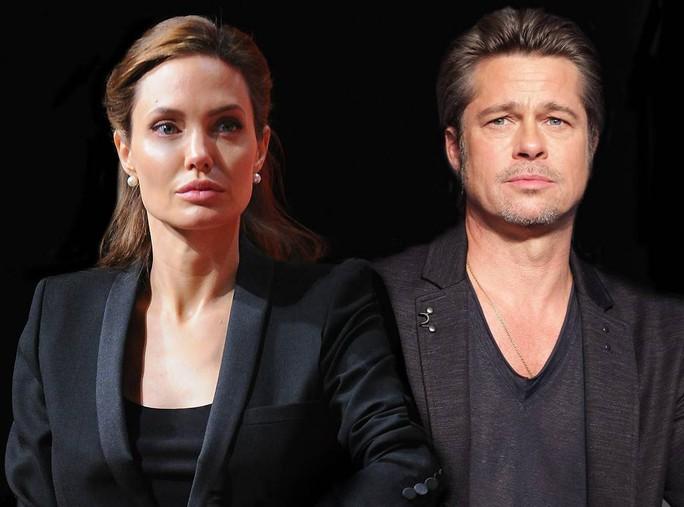 Brad Pitt và Angelina Jolie đạt thỏa thuận nuôi con - Ảnh 1.
