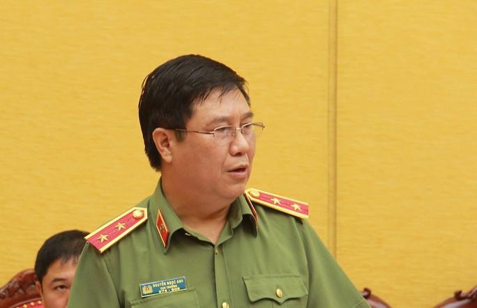 Trung tướng Nguyễn Ngọc Anh: Tinh gọn bộ máy công an xác định cần sự hy sinh - Ảnh 1.
