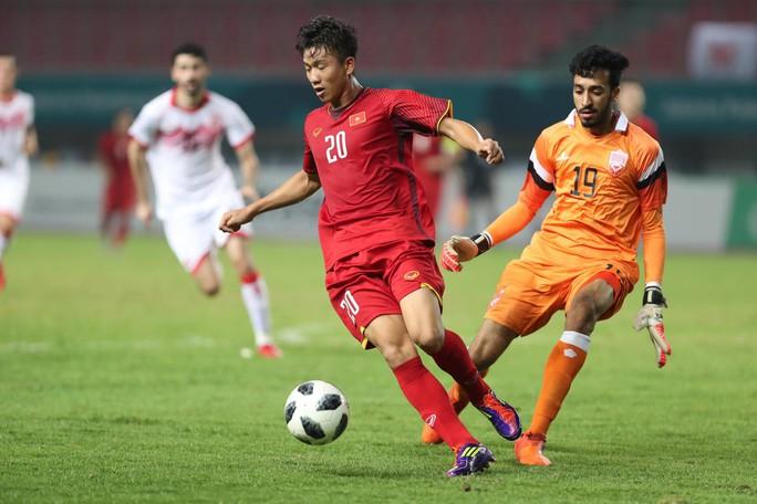 Công Phượng phá lưới Bahrain, Việt Nam lần đầu tiên vào tứ kết ASIAD - Ảnh 5.