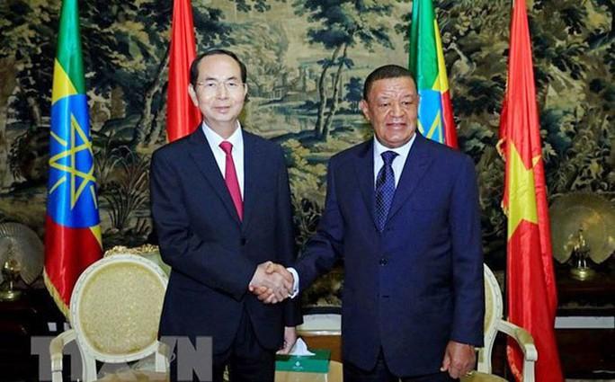 Quan hệ Việt Nam - Ethiopia đi vào thực chất - Ảnh 1.