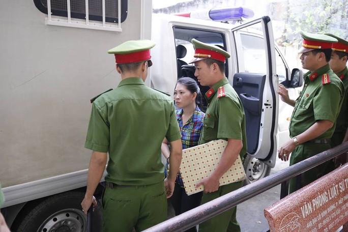 Phạt tù chung thân người vợ giết chồng, chặt xác - Ảnh 6.