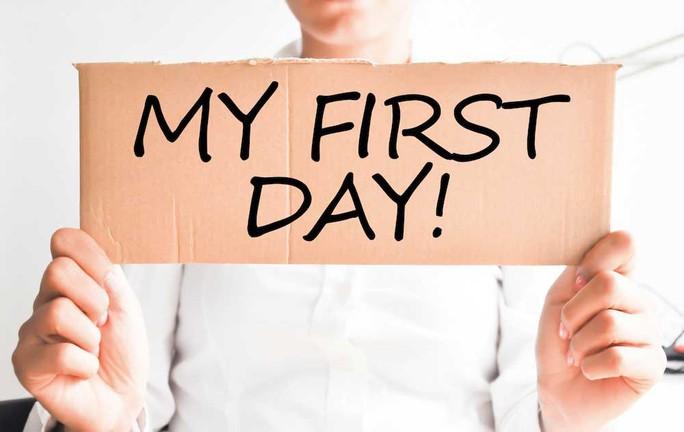 8 điều ghi nhớ nếu muốn có ngày đầu tiên làm việc hoàn hảo - Ảnh 1.