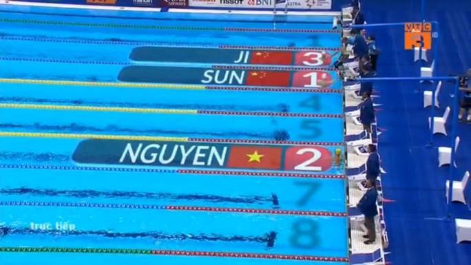 Trực tiếp ASIAD ngày 24-8: Sốc với tấm HCB bơi của Nguyễn Huy Hoàng - Ảnh 2.