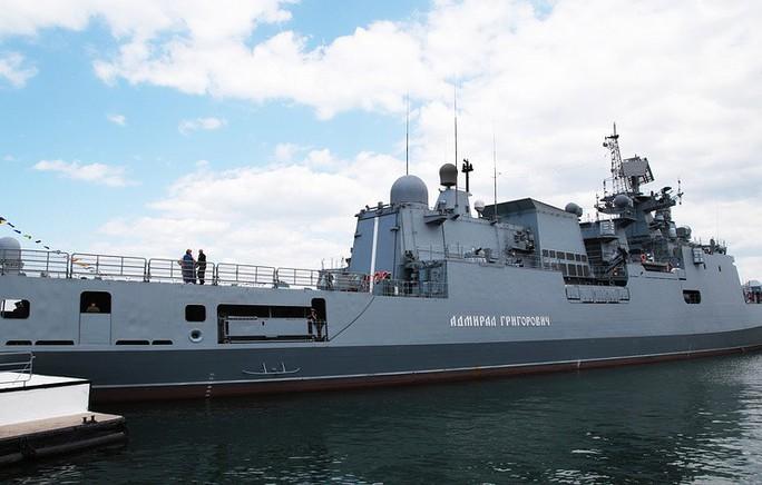 Nga điều thêm chiến hạm đến Địa Trung Hải, Syria sắp có biến? - Ảnh 1.