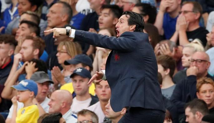 Ngược dòng thành công, Arsenal giúp Emery nở mặt - Ảnh 5.