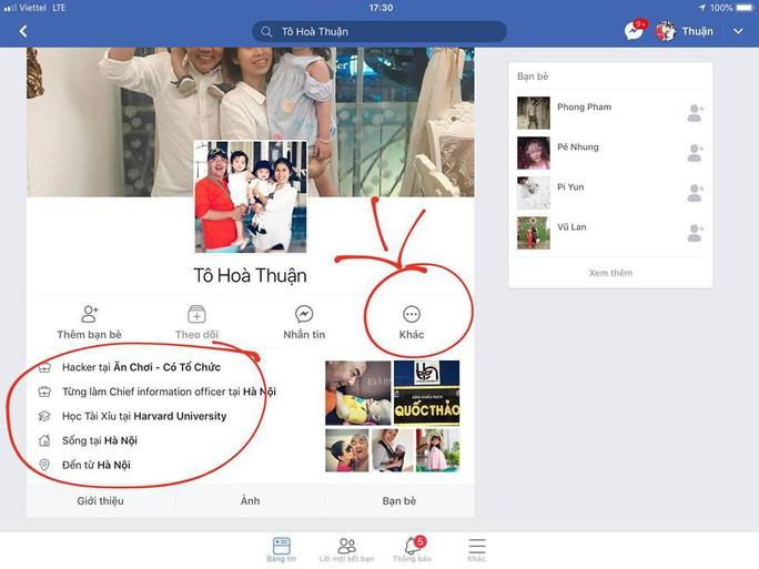 Giả mạo Facebook của Hồng Vân, Quốc Thuận để lừa tiền hỗ trợ Mai Phương, Lê Bình - Ảnh 1.