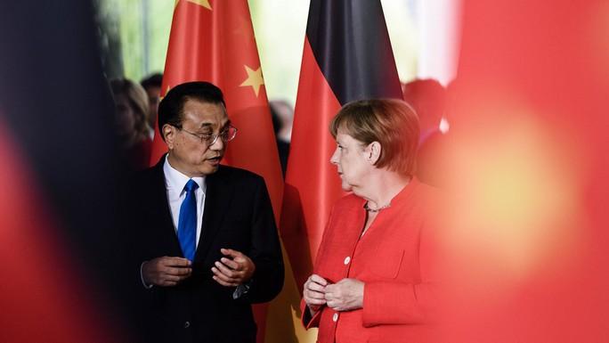 Nước Đức ngán ngẩm trước làn sóng đầu tư Trung Quốc - Ảnh 1.