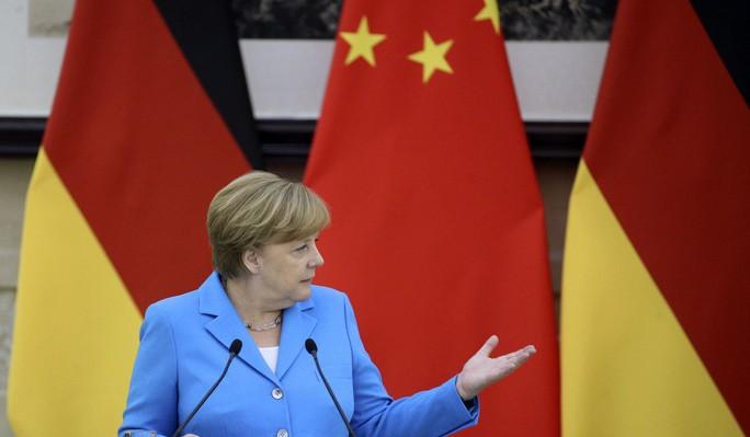 Nước Đức ngán ngẩm trước làn sóng đầu tư Trung Quốc - Ảnh 2.