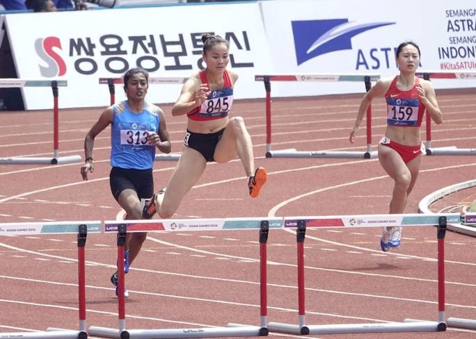 Trực tiếp ASIAD ngày 26-8: Lê Tú Chinh dừng bước ở bán kết 100m - Ảnh 7.