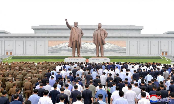 Triều Tiên tố Mỹ che giấu canh bạc quân sự bằng nụ cười trên mặt - Ảnh 1.