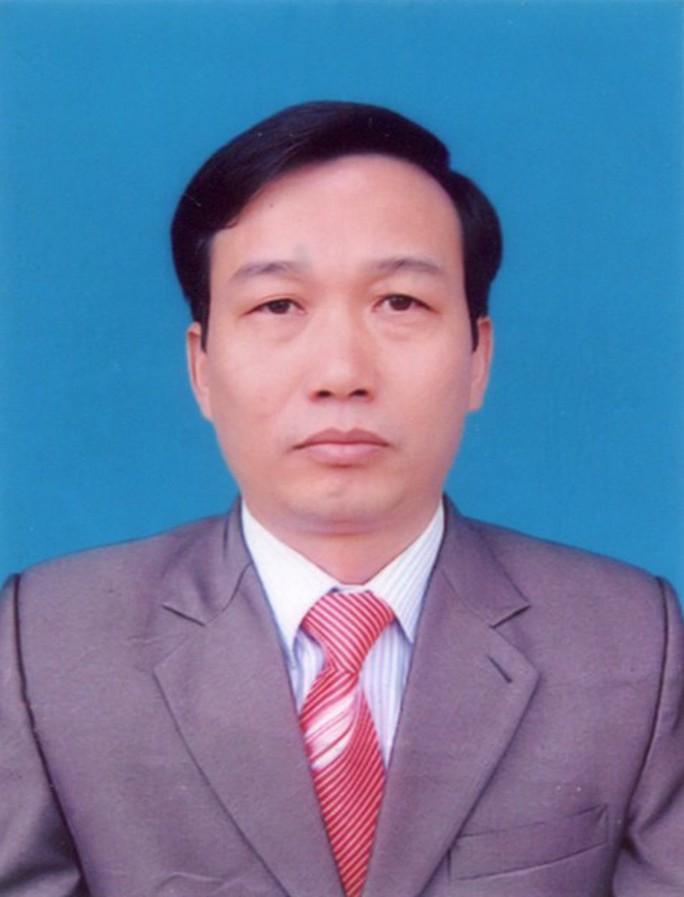 Bắt phó chủ tịch UBND TP Việt Trì Lê Sỹ Hồng - Ảnh 1.