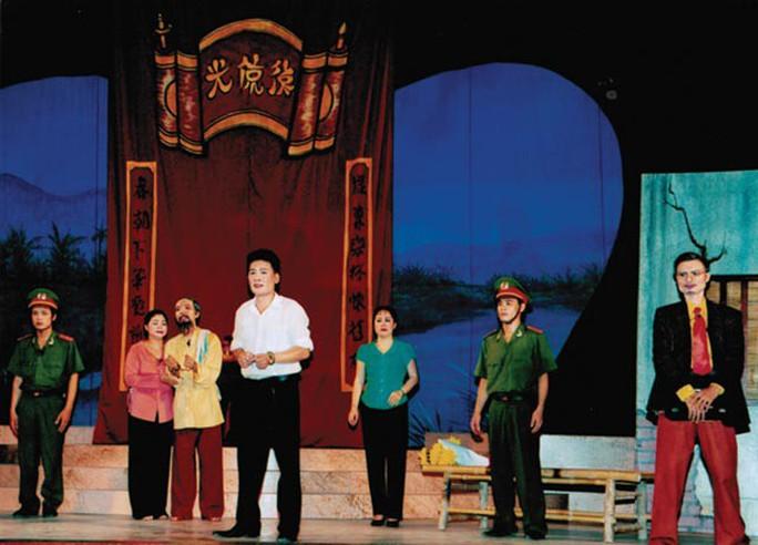 30 năm ngày mất Lưu Quang Vũ: Nghệ sĩ sân khấu trăn trở - Ảnh 4.