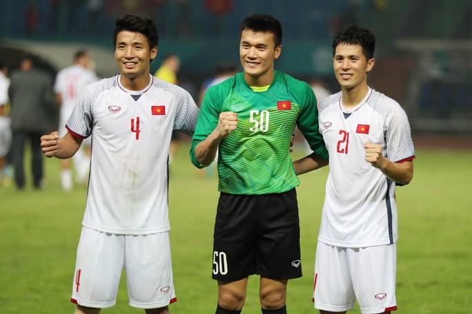 Olympic Việt Nam - Hàn Quốc: Thủ vững chống công hay - Ảnh 1.