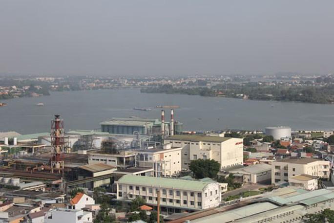 Tiếng kêu tuyệt vọng từ sông Đồng Nai (*): Nước thải hòa nước sông - Ảnh 1.