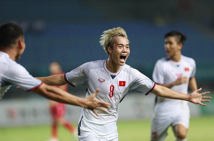 Những bí mật về Olympic Việt Nam quanh chiến thắng trước Syria - Ảnh 4.