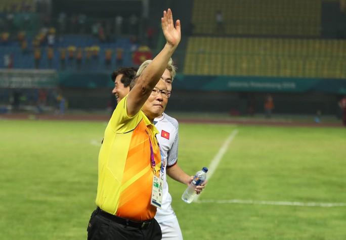 HLV Park Hang-seo: Tôi muốn đánh bại đội Hàn Quốc - Ảnh 1.