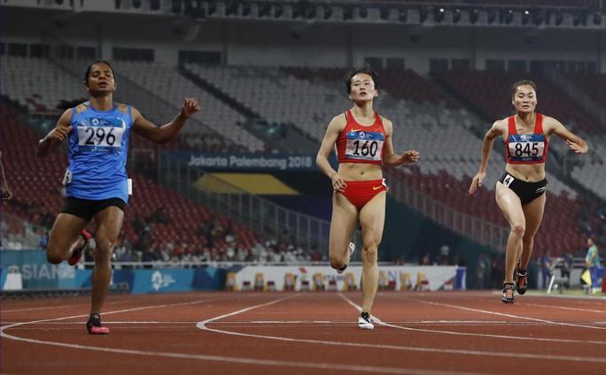Trực tiếp ASIAD ngày 28-8: Tú Chinh thất bại, Quách Thị Lan vào chung kết 200m - Ảnh 1.