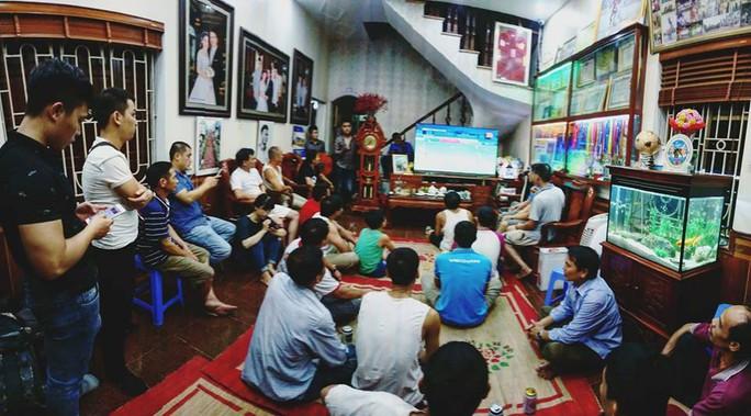Nhà Quang Hải, Tiến Dũng, Văn Toàn nóng bỏng trước trận Olympic Việt Nam-Hàn Quốc - Ảnh 1.