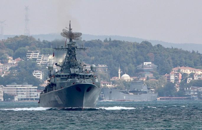 Nga - Mỹ khó đụng độ ở Syria? - Ảnh 1.