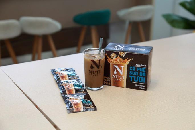 Kinh nghiệm sản xuất sữa giúp ích gì cho cú hích cà phê của NutiFood - Ảnh 1.