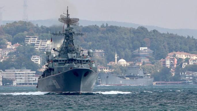 Đến lượt Nga – Iran cạnh tranh ở Syria? - Ảnh 1.