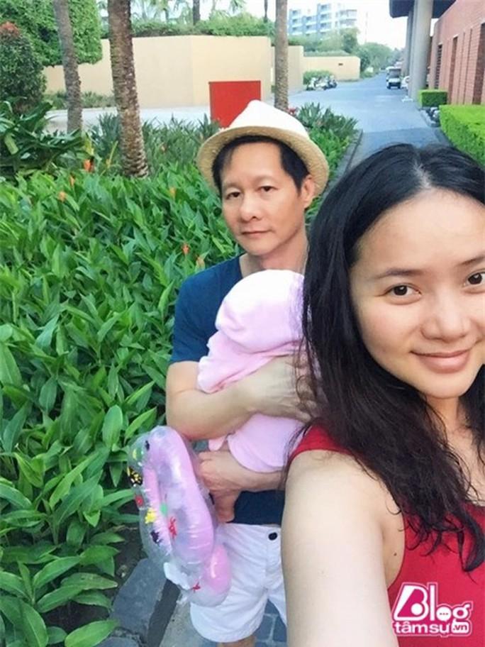 Người mẫu Phan Như Thảo nói chồng cô không bị bắt - Ảnh 1.