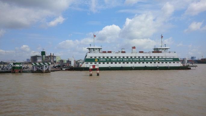 Quyết phương án xây cầu Cát Lái nối Đồng Nai - TP HCM - Ảnh 1.
