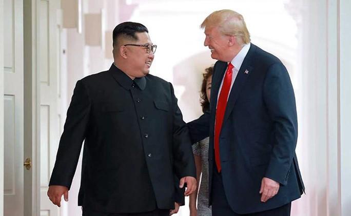 Nhận lá thư thứ 2 của ông Kim Jong-un, ông Trump nhanh chóng hồi âm  - Ảnh 1.