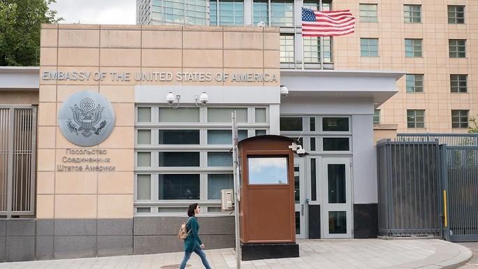 """Mỹ tuyển nhầm """"gián điệp Nga"""" làm việc cho đại sứ quán suốt 10 năm - Ảnh 1."""