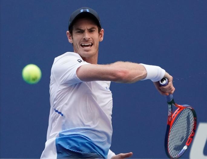 Andy Murray thua trận, tố đối thủ phạm quy - Ảnh 1.