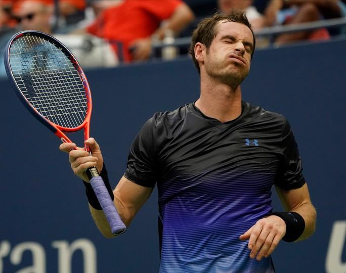 Andy Murray thua trận, tố đối thủ phạm quy - Ảnh 5.