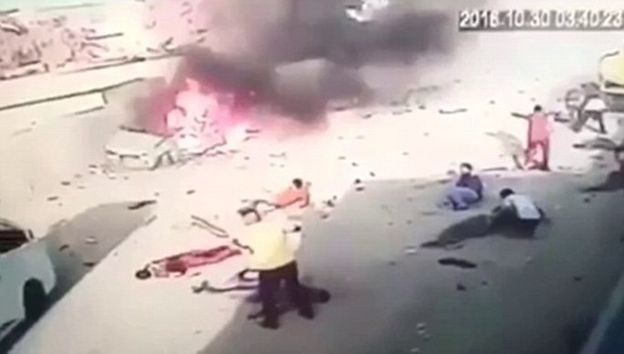 Điệp viên Iraq luồn sâu trong hàng ngũ IS, cứu hàng trăm người - Ảnh 3.