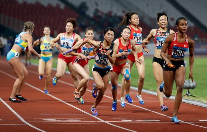 Trực tiếp ASIAD ngày 30-8: Vũ Thị Mến và tổ tiếp sức 4x400m giành 2 HCĐ điền kinh - Ảnh 1.