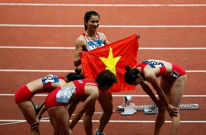 Trực tiếp ASIAD ngày 30-8: Vũ Thị Mến và tổ tiếp sức 4x400m giành 2 HCĐ điền kinh - Ảnh 2.