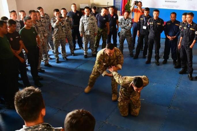 Việt Nam tham gia thúc đẩy an ninh Đông Nam Á - Ảnh 1.