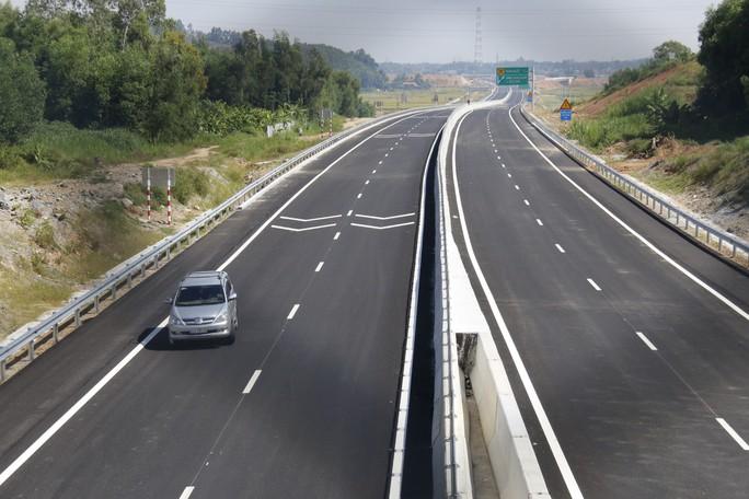 VEC nói về trách nhiệm nếu có tai nạn trên cao tốc Đà Nẵng – Quảng Ngãi - Ảnh 1.