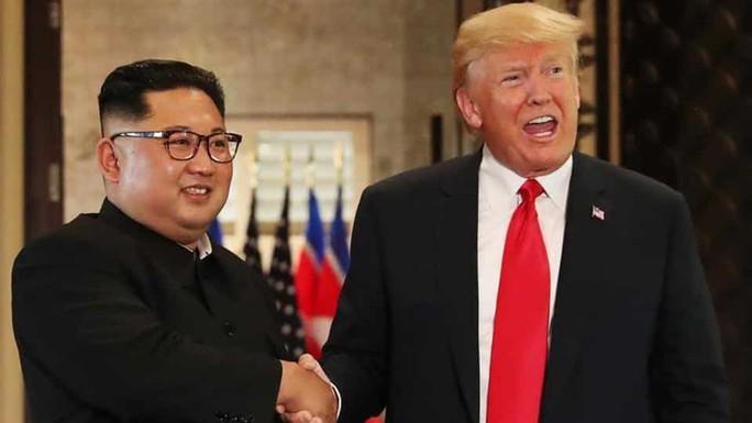 Ông Trump không đổi ý về ngừng tập trận với Hàn Quốc - Ảnh 1.