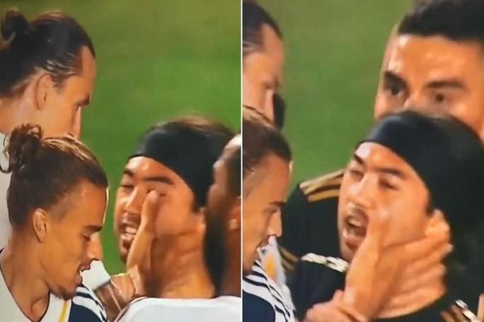 Tát Lee Nguyễn, Ibrahimovic bị phạt - Ảnh 1.