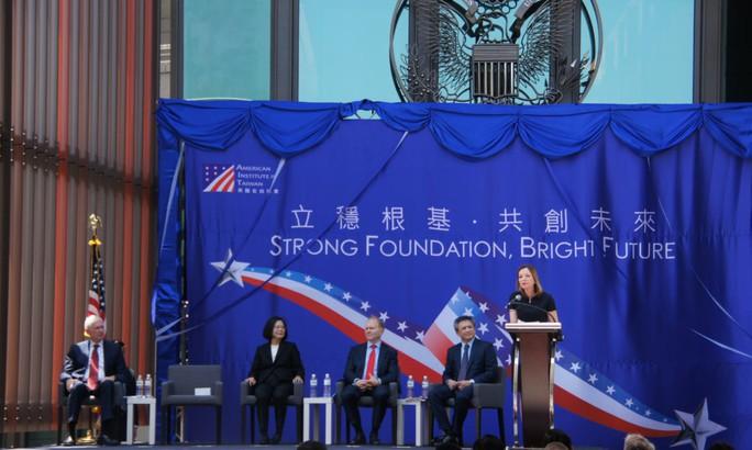 Hành động chưa từng có của Mỹ ở Đài Loan - Ảnh 1.
