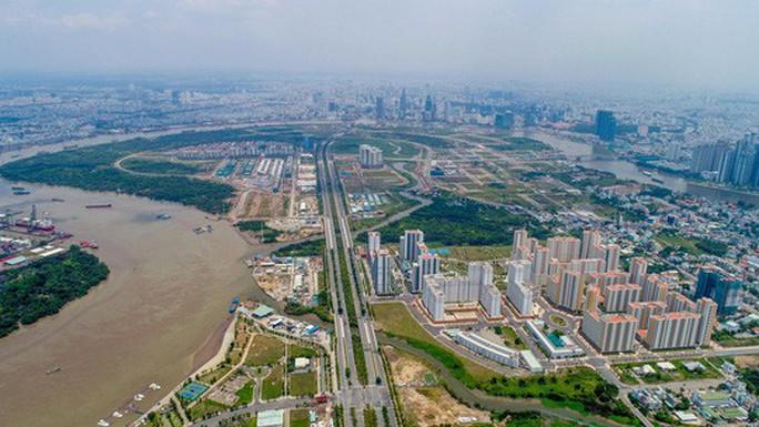 Thanh tra Chính phủ công bố kết luận kiểm tra Khu đô thị Thủ Thiêm - Ảnh 1.