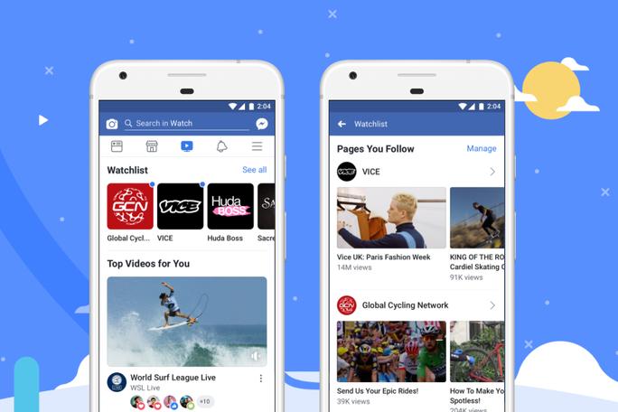 Facebook được triển khai tính năng Watch trên toàn cầu - Ảnh 1.