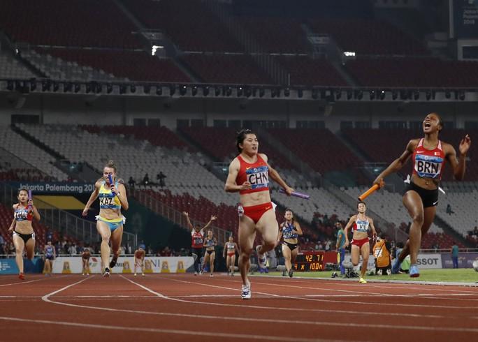 Trực tiếp ASIAD ngày 30-8: Vũ Thị Mến và tổ tiếp sức 4x400m giành 2 HCĐ điền kinh - Ảnh 4.