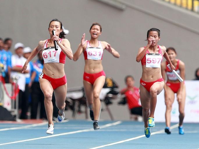 Trực tiếp ASIAD ngày 30-8: Vũ Thị Mến và tổ tiếp sức 4x400m giành 2 HCĐ điền kinh - Ảnh 10.
