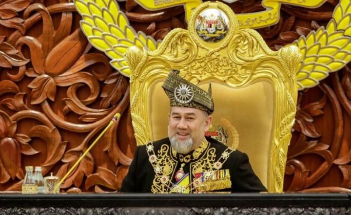 Vua Malaysia hủy lễ kỷ niệm sinh nhật, trả lại tiền cho chính phủ - Ảnh 1.