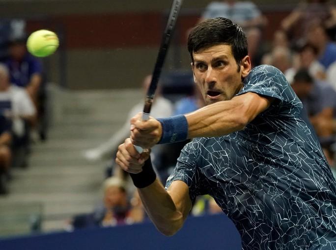 Clip: Djokovic, Federer tiếp bước Nadal vào vòng 3 US Open 2018 - Ảnh 9.