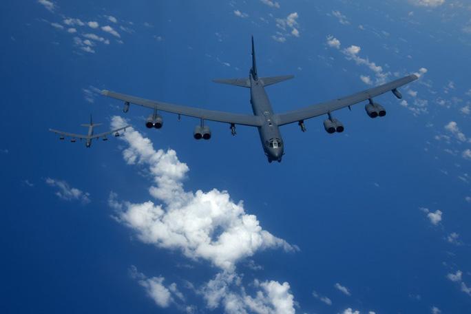 Liên tục điều B-52 đến biển Đông, Mỹ dằn mặt Trung Quốc - Ảnh 1.