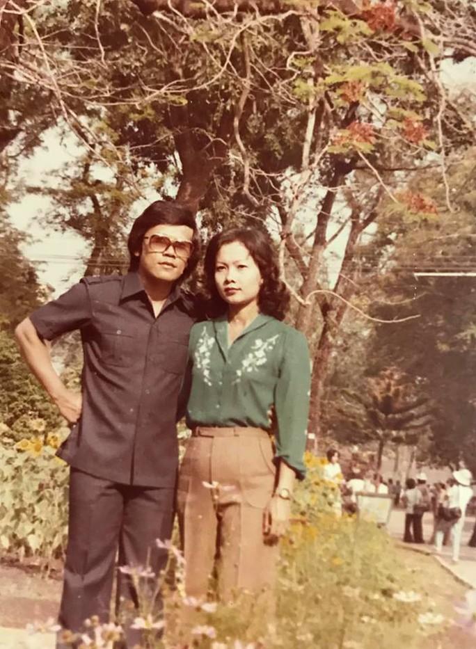 Cầu nguyện cho chồng, vợ NSƯT Giang Châu xuống tóc quy y - Ảnh 4.